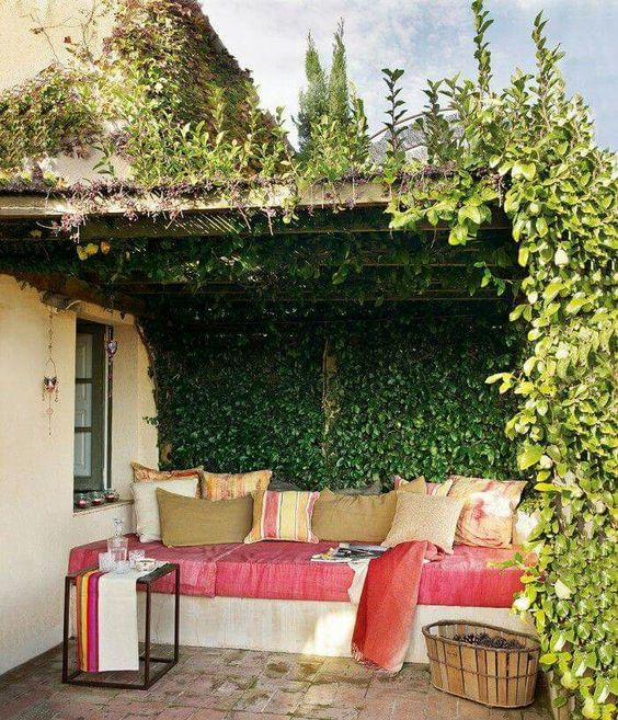 sofas para porches