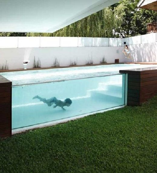 Ideas Para Decorar El Jardin Porche Piscina - Decoracion-de-piscinas-y-jardines