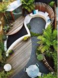 Como decorar una terraza o patio pequeño
