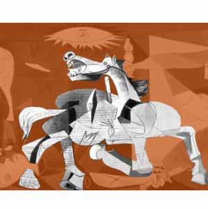 caballos de picasso