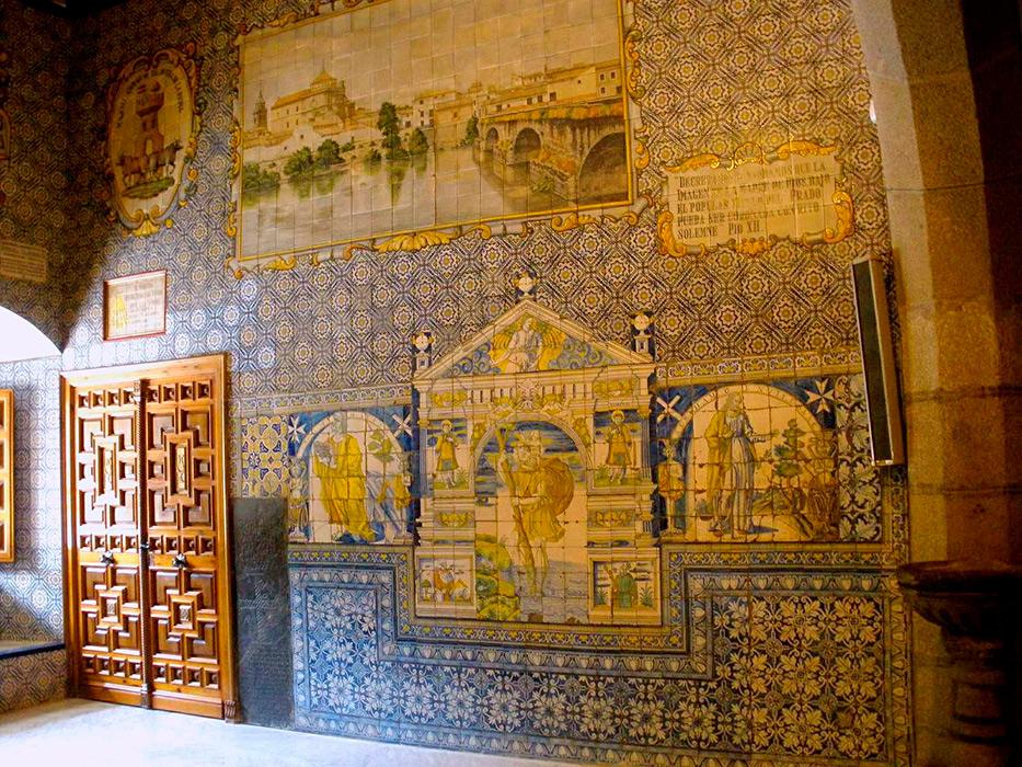 Basílica del Prado en Talavera