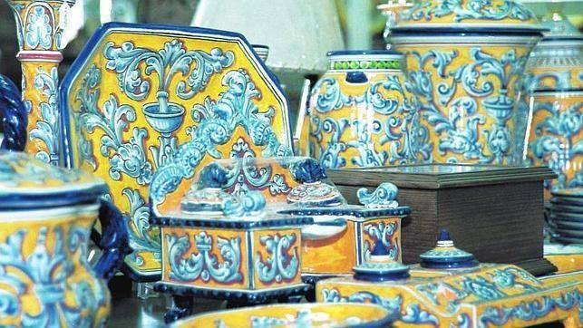 ceramica tradicional de talavera
