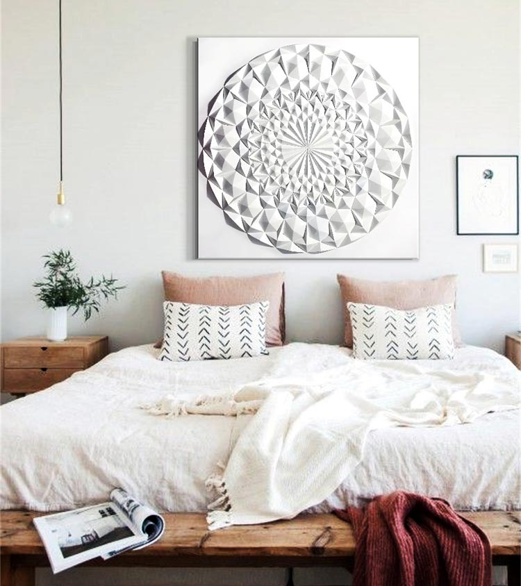 Cuadros modernos mandalas - Cuadros de dormitorios ...