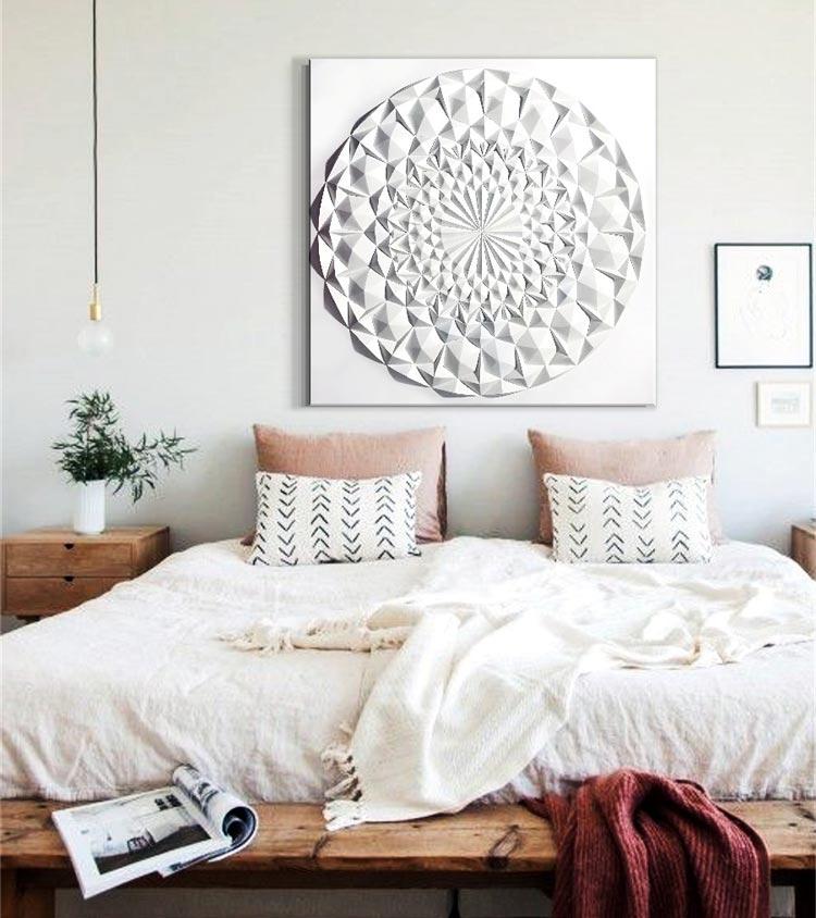 Cuadros modernos mandalas - Cuadros modernos para dormitorios ...
