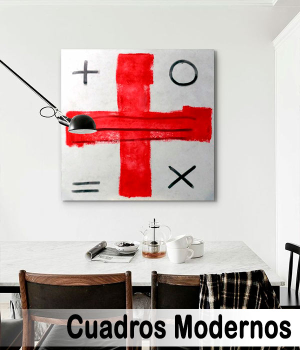 cuadros modernos decoracion