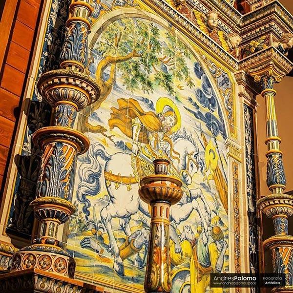 retablos azulejos