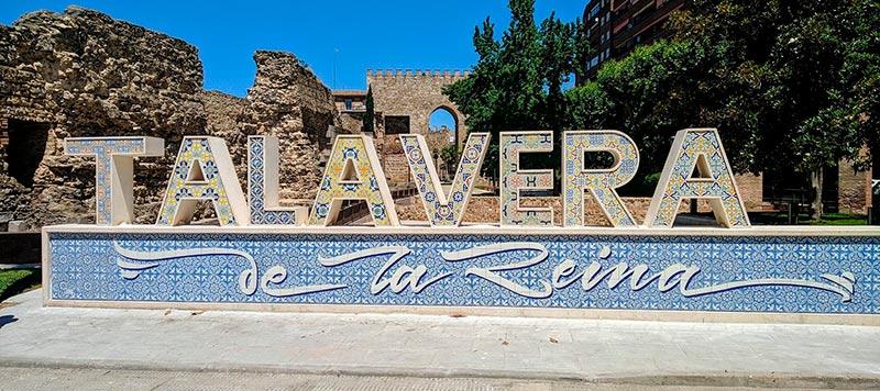 talavera ciudad ceramica