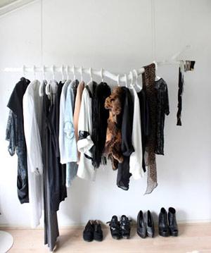 vestidores reciclados