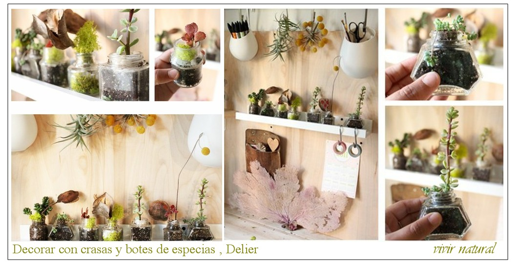 reciclar decoracion