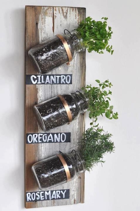Reciclar, ideas decorativas 1