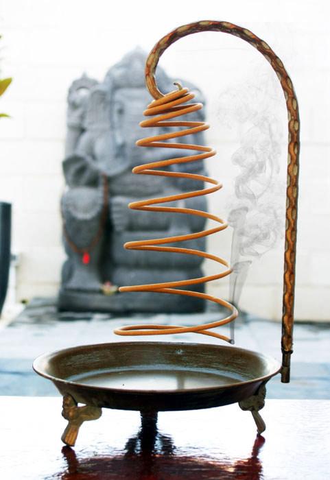inciensos aromaticos espiral