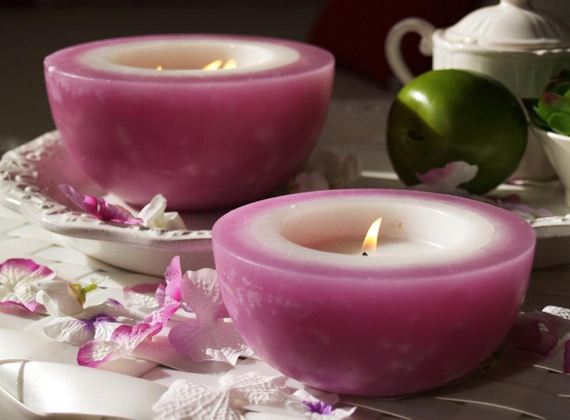 Estudio delier velas arom ticas set de 2 - Aromas para velas ...