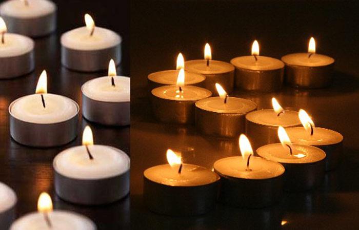 velas decoracion