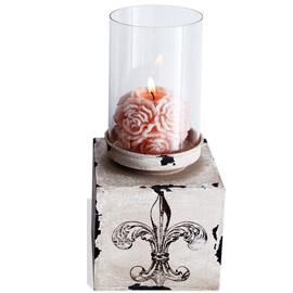 candelabros rusticos online