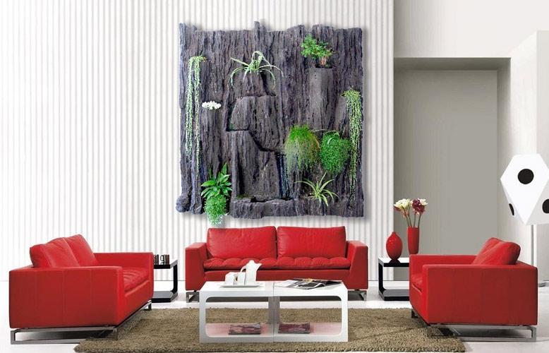 Cada creación es una pieza única, que será diseñada para vivir en su ambiente específico, ya sea en interiores o al aire libre.