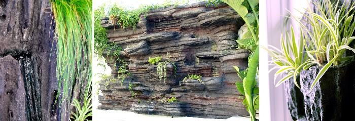 rocas artificiales fabrica