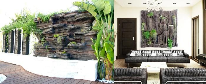 jardin vertical javanes