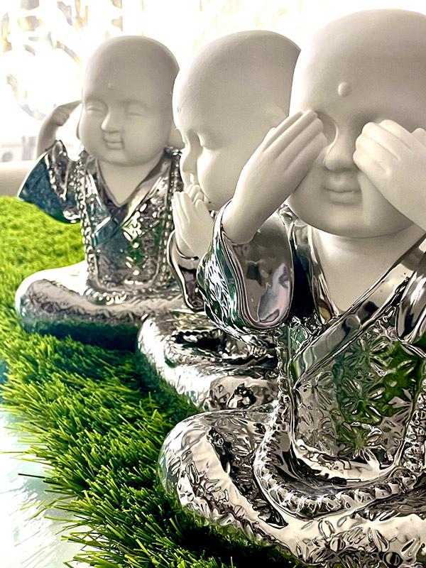 Tres Budas sabios comprar