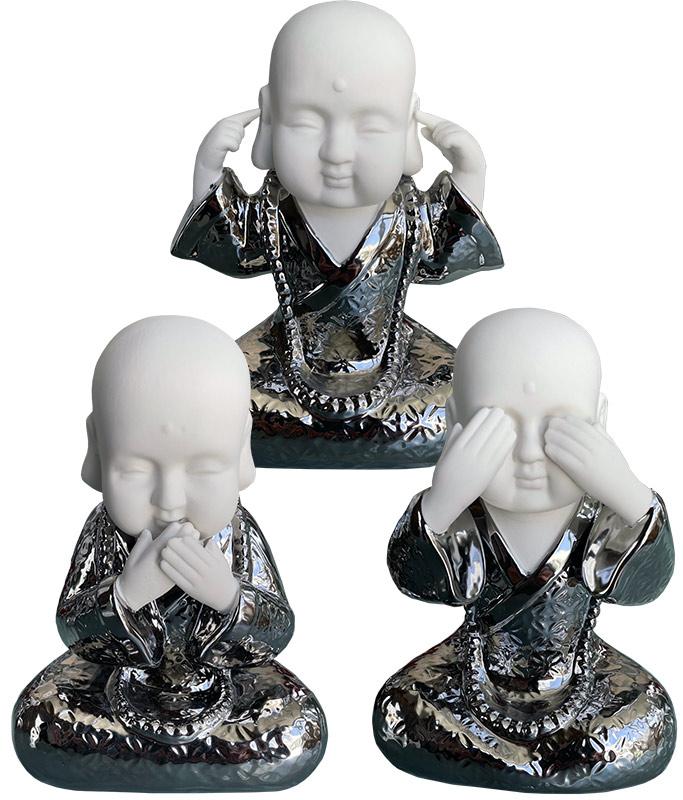 tres budas sabios