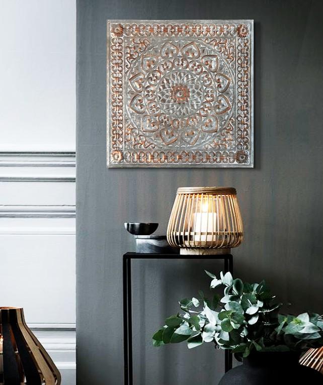 cuadros en relieve decorativos