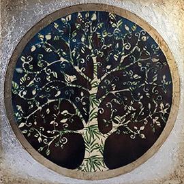 cuadros árbol vida