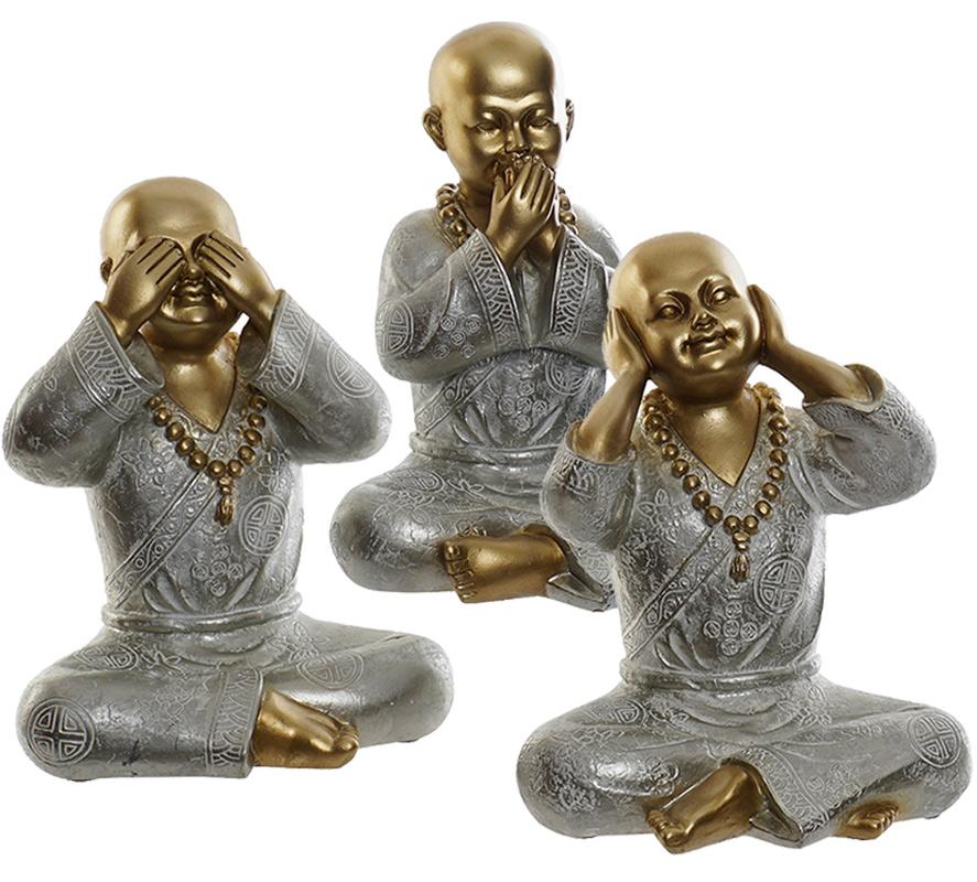 Estudio Delier Budas No Ver Oír Y Callar