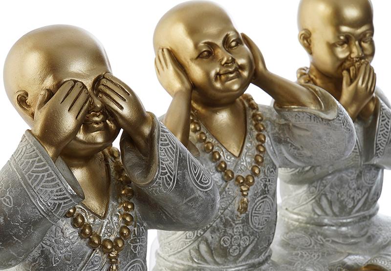 los tres budas sabios