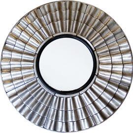 Imagen Espejo plateado metal