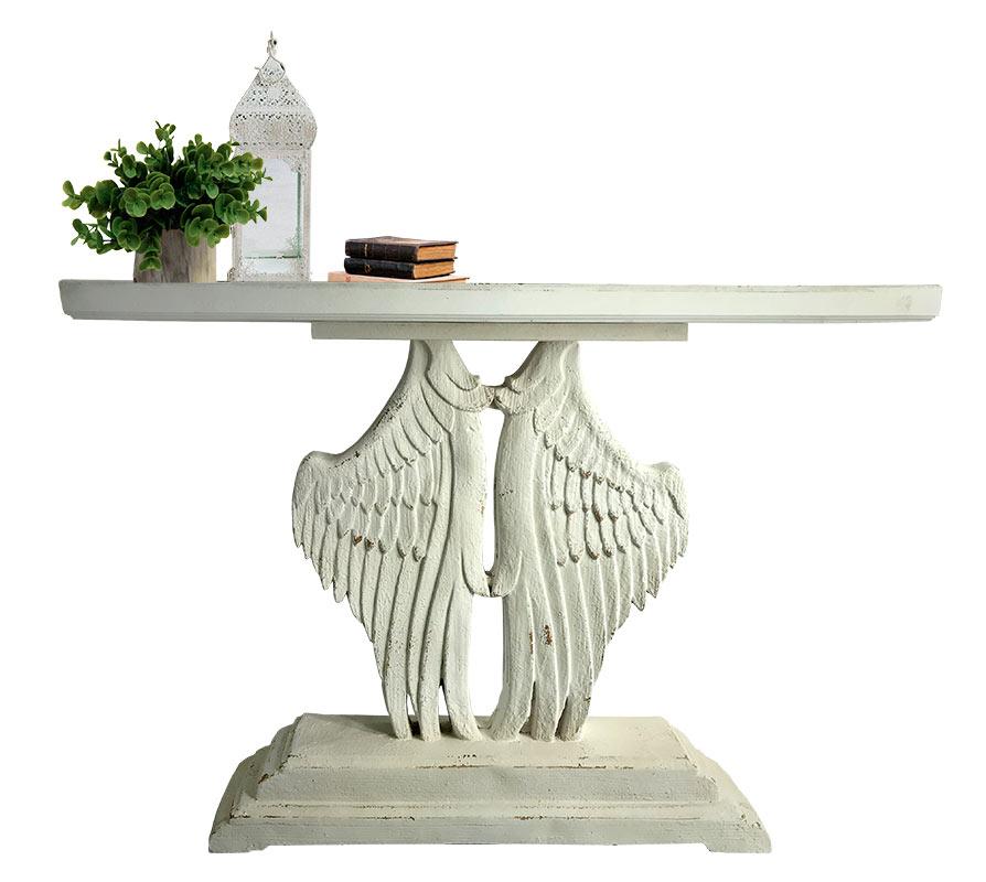 consola alas de angel clasica