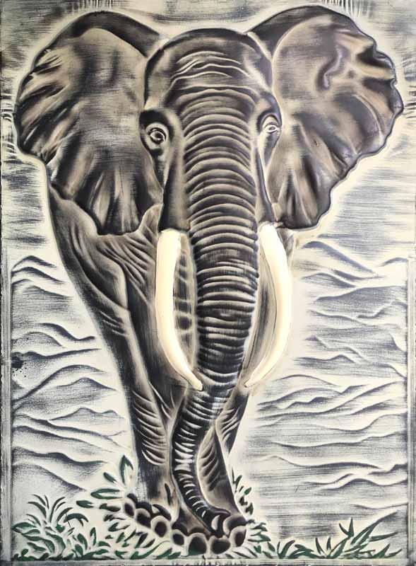 decoracion elefantes