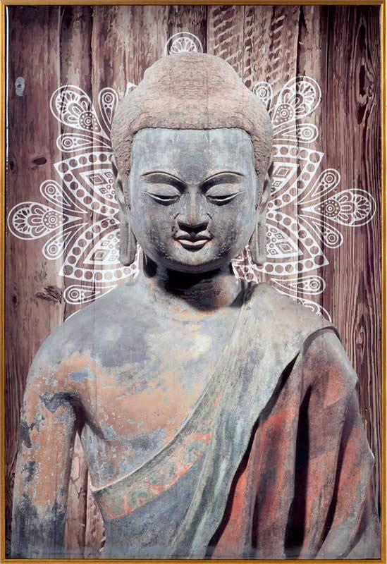 cuadros de budas zen