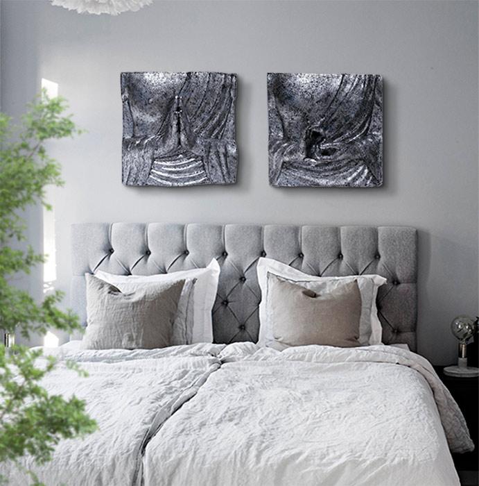 cuadros de budas dormitorios