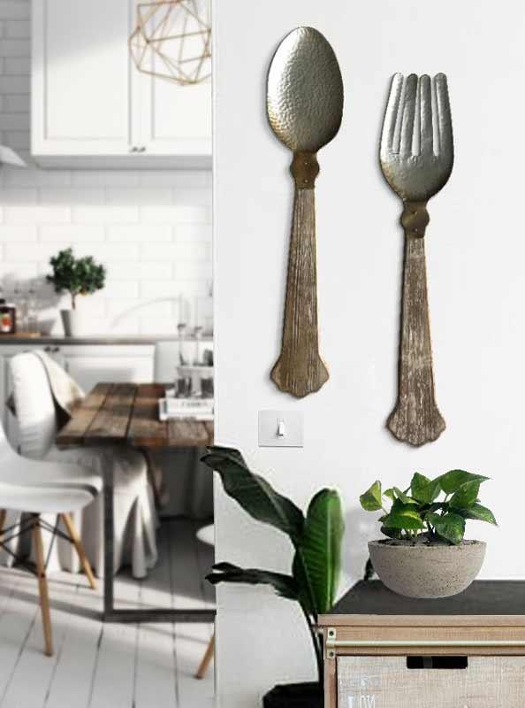 decoracion para cocinas modernas rusticas