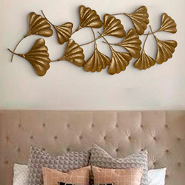 tienda decoracion pared metal