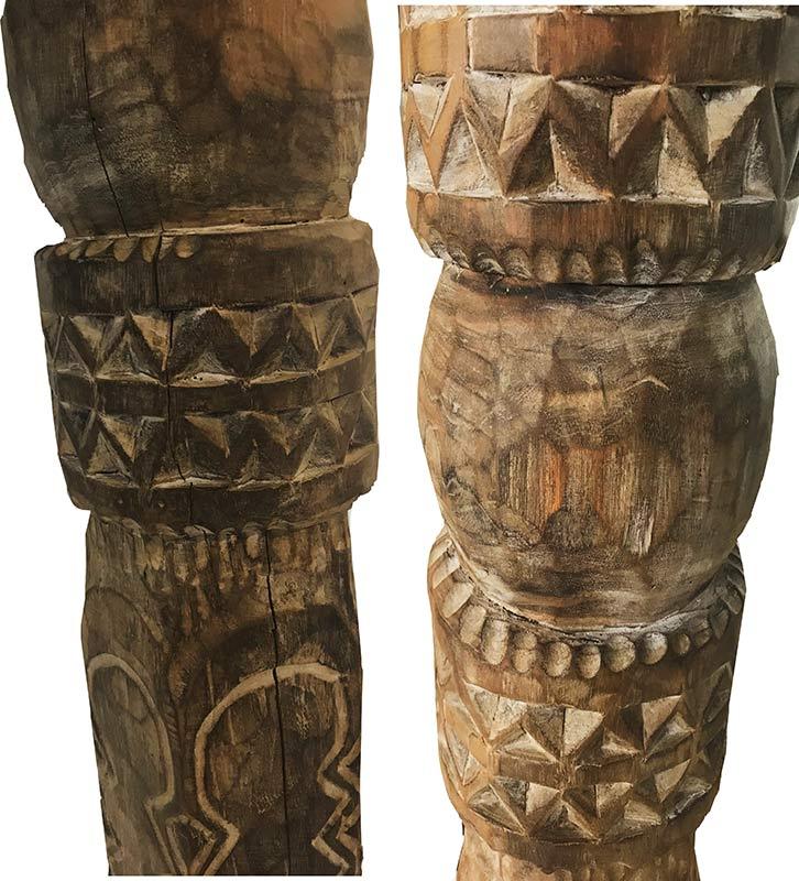 tallas antiguas madera