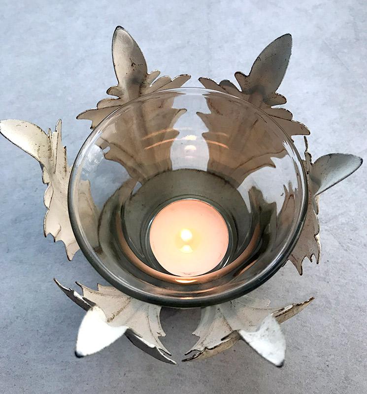 candelabros decoracion velas