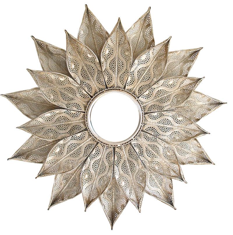 Estudio delier espejo plateado marruecos - Muebles marroquies en madrid ...
