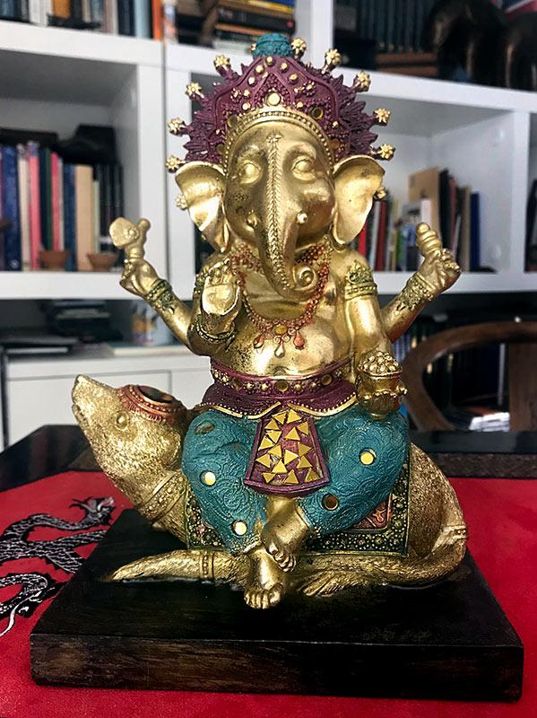comprar escultura ganesha