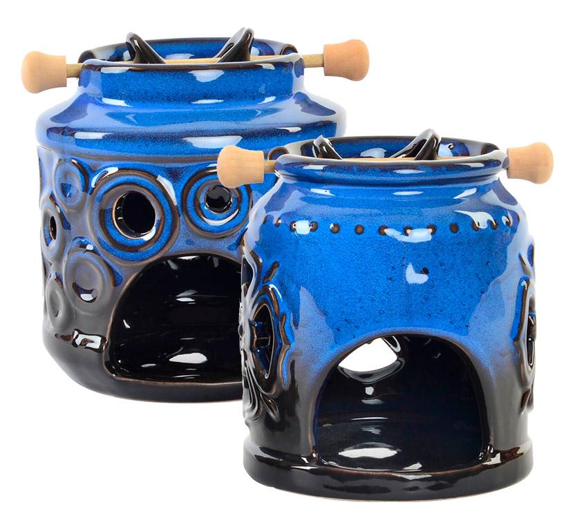 quemadores de ceramica de esencias