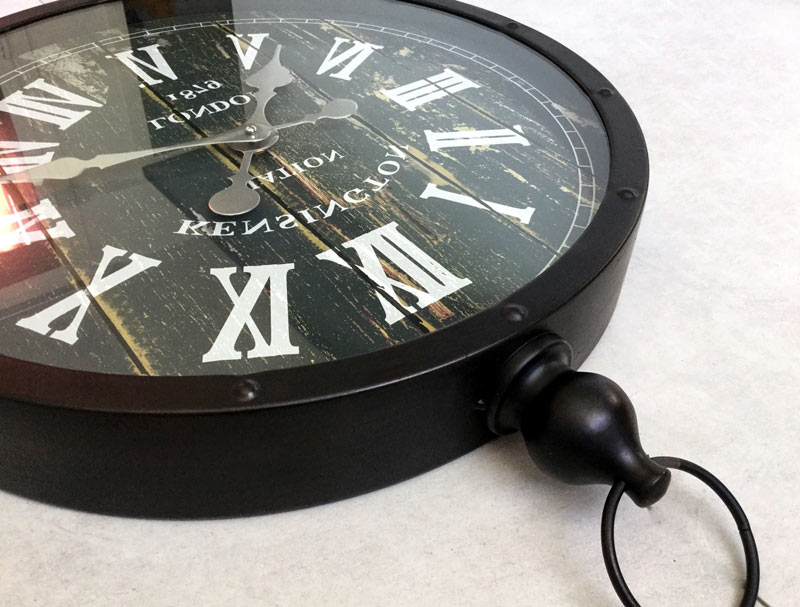 relojes para la pared vintage