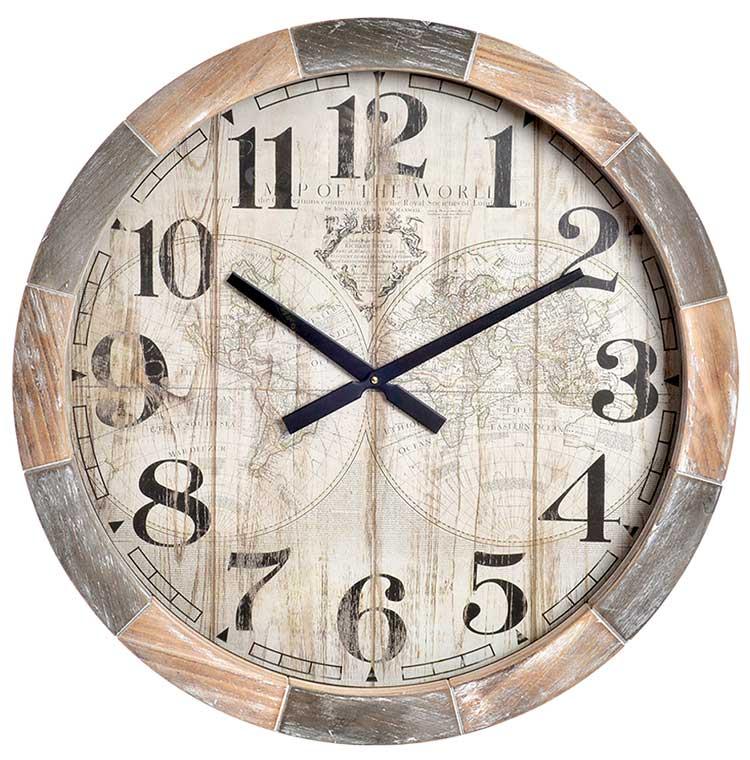 tienda de relojes pared
