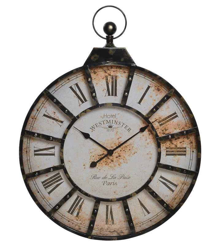 relojes grandes para la pared vintage