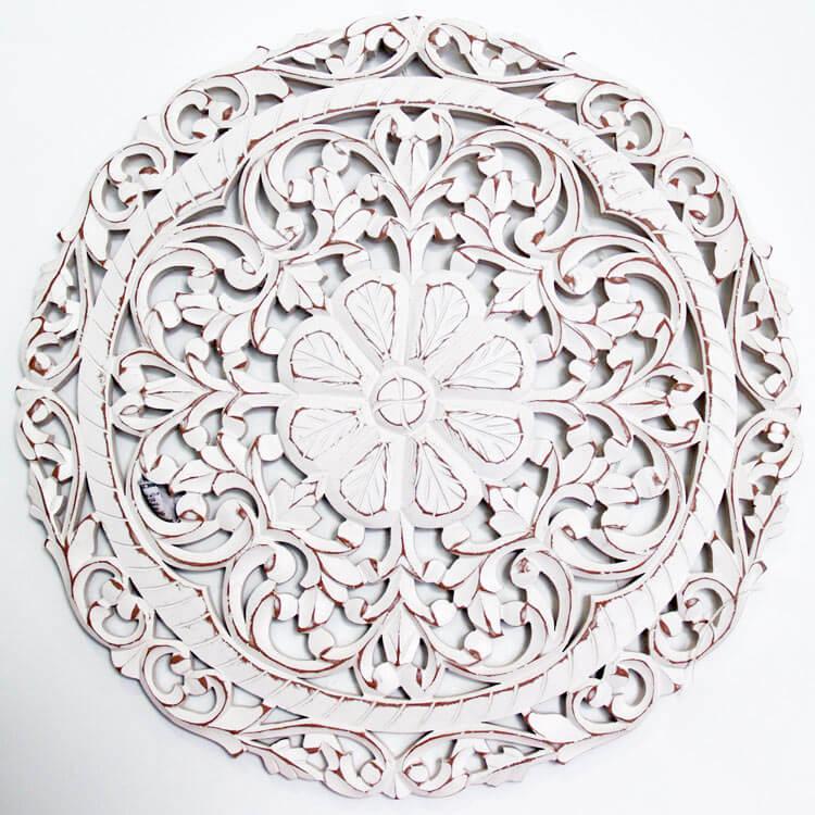 cuadros rosetones birmanos