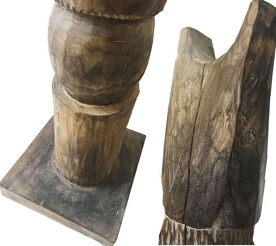 tallas decoracion madera