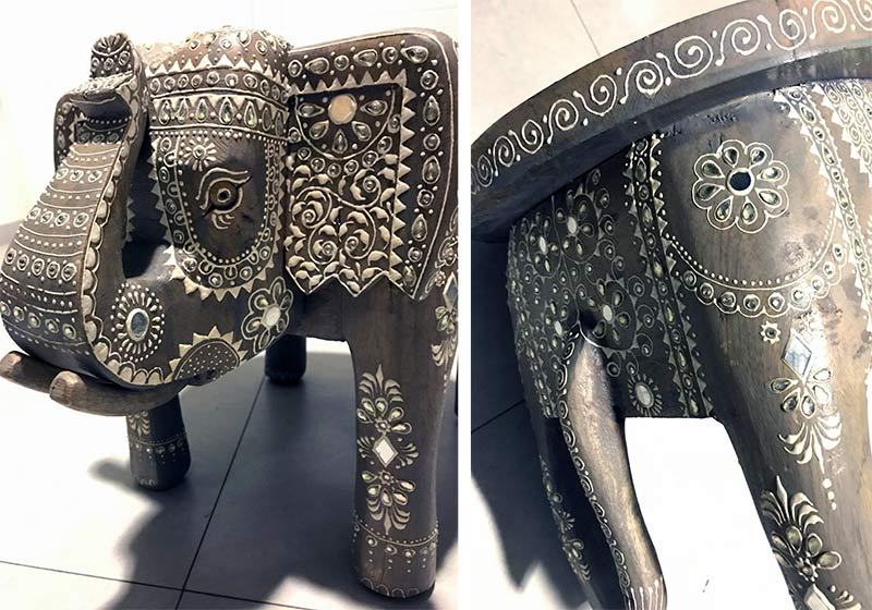 elefantes decoracion