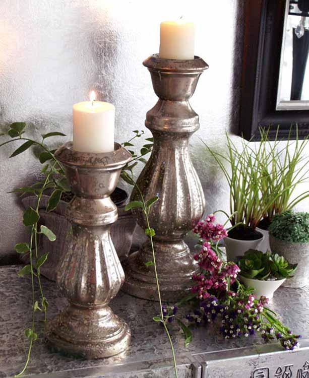 candelabros de cristal clasicos