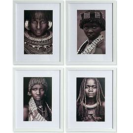 tienda cuadros etnicos africanos