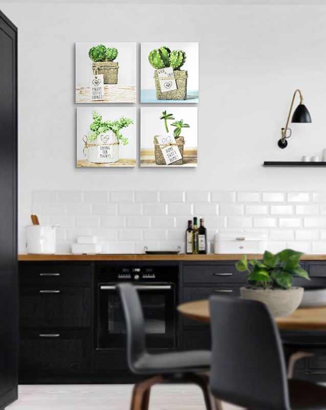 cuadros para cocinas