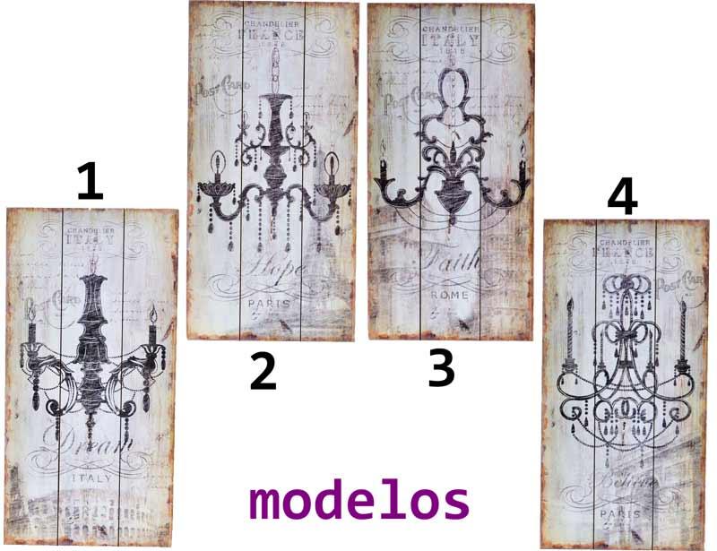 cuadros vintage clasicos