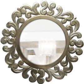 tienda de espejos en plata